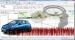 Ультразвуковой датчик уровня топлива на автомобиле опель корса